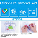 Felicity - Diamond Painting Kit