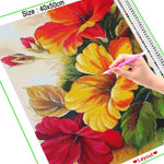 Spring Meadow - Diamond Painting Kit