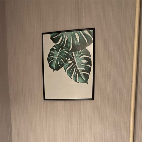 Plant Leaf - Paint By Number Kit