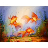 Goldfish - Diamond Painting Kit