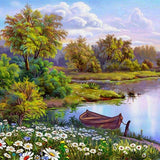 Serene Lake - Paint By Number Kit