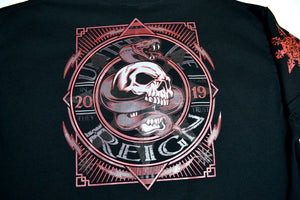 Men's Cobra Skull Shirt