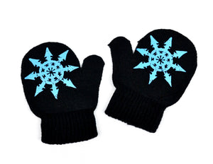 Children's Chaos Mittens
