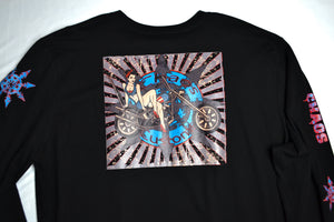 Men's Chaos Customs Pinup Girl Shirt