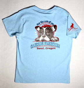 Women's Cascade Frenchies T-Shirt