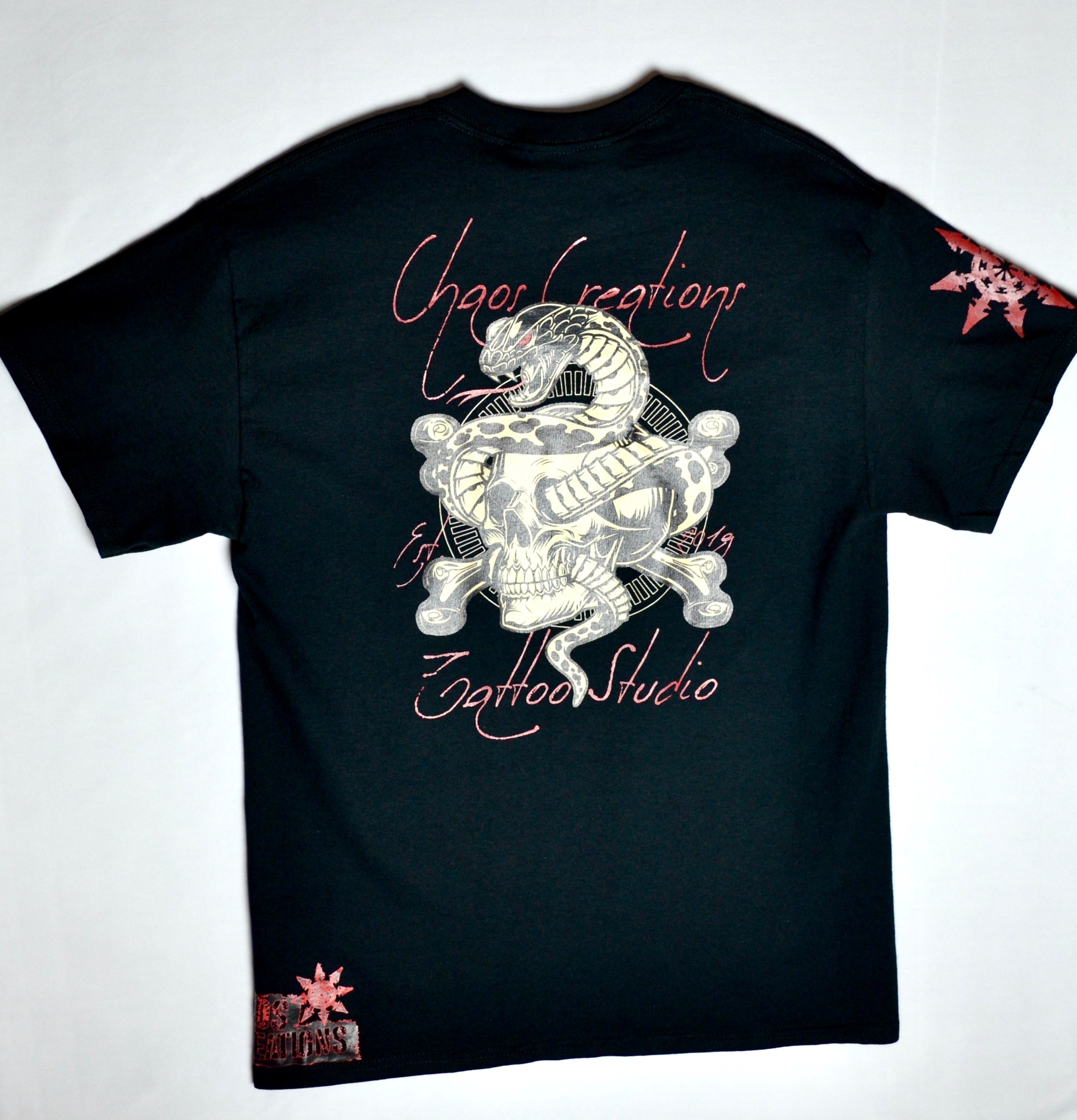 Men's Tattoo Studio Shirt
