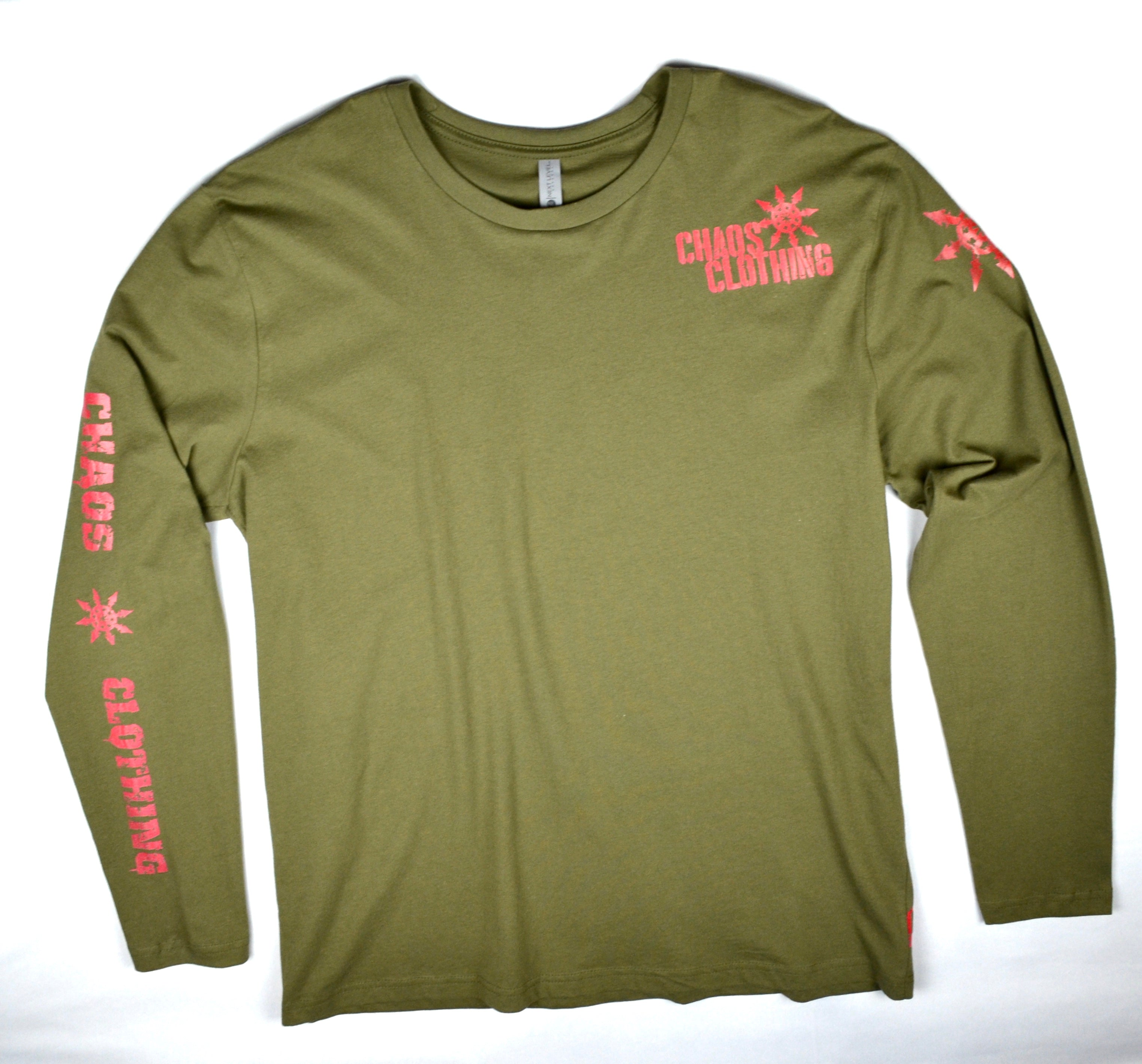 Men's Whiskey Eagle Long Sleeve