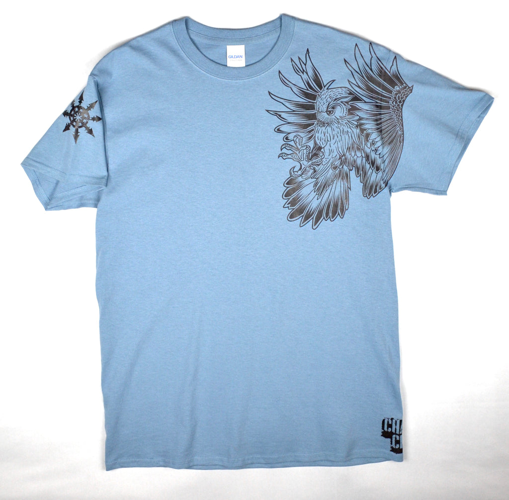 Men's Striking Owl Shirt