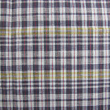 1950s Grey Cotton Check Shirting