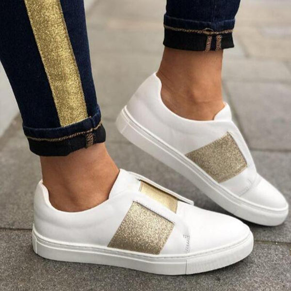 Sneakers flash casual pour femme-Sonsoulier