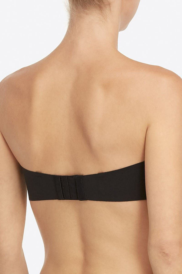 Up For Anything Strapless, trägerloser BH in Schwarz - SPANX