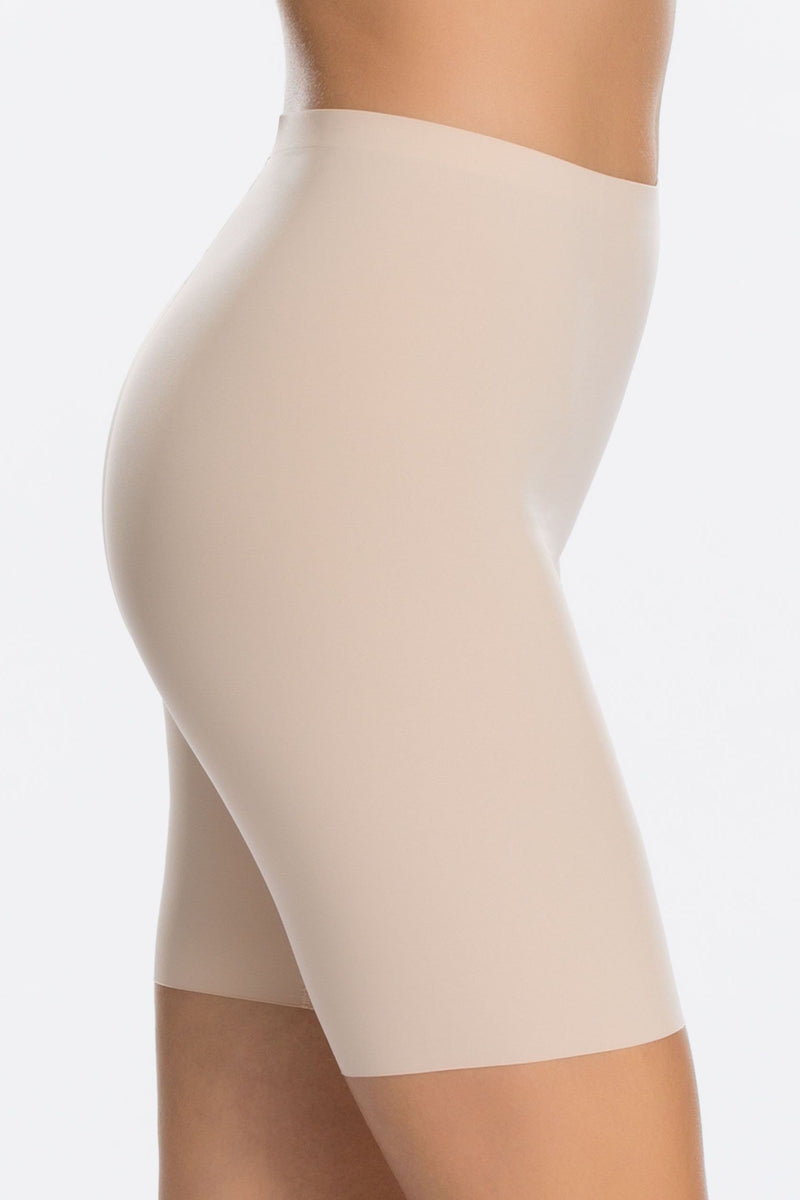 Thinstincts Targeted Short, Shapewear in Soft Beige - SPANX