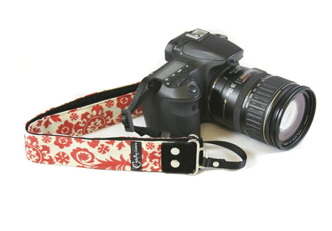 New-Zealand-Capturing-Couture-Penelope-Rose-Red-Camera-Strap-Accessories-