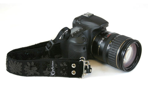 New Zealand Capturing Couture Sequin Star camera straps