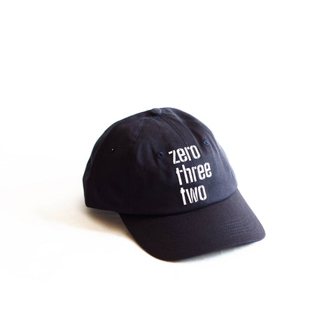 Logo Dad Hat Navy Blue