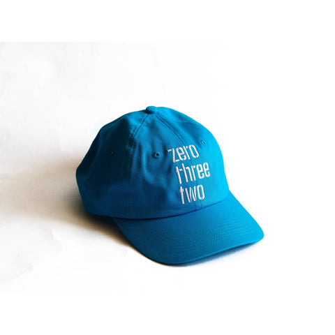 Logo Dad Hat Sky Blue