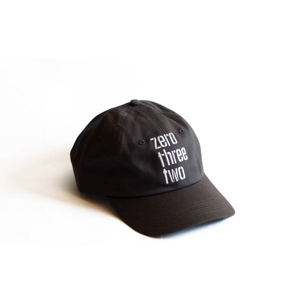 Logo Dad Hat Smoke Grey