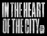 Heart of the City Black Men T-Shirt