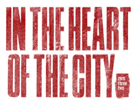 Heart of the City White Men T-Shirt