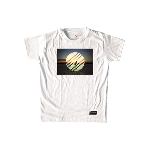 Rose White T-Shirt Men