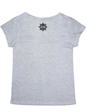 The Logo T-Shirt Grey Women