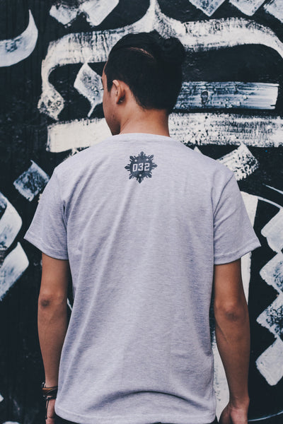The Logo T-Shirt Grey Men
