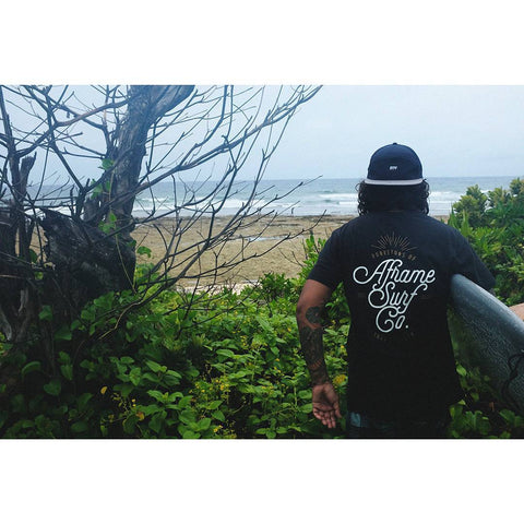 Purveyors Aframe Tee Black
