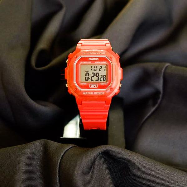 Casio Illuminator (Red)