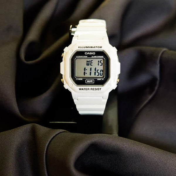 Casio Illuminator (White)