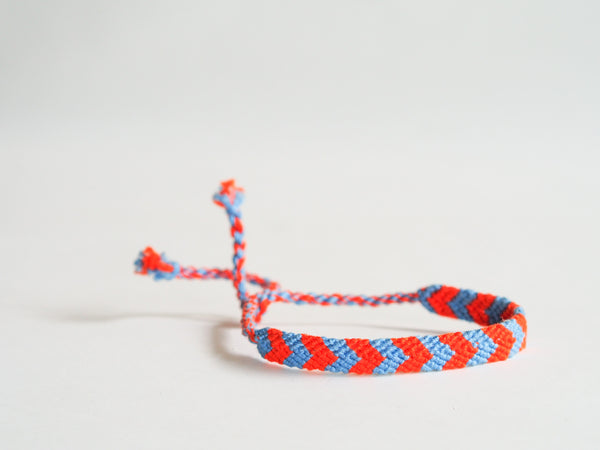 Flat Thread Anklets
