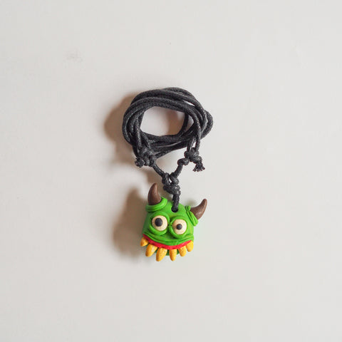 Deformed Monster Necklaces