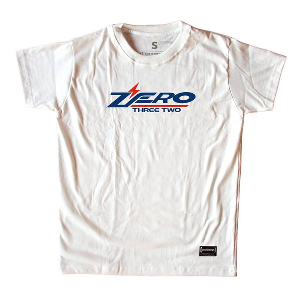 Electric White Men T-Shirt