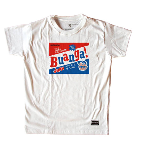 Buanga Gum White Men T-Shirt