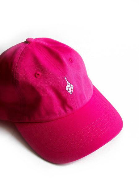Puso Dad Hat Pink