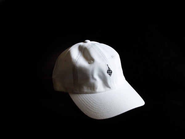 Puso Dad Hat White