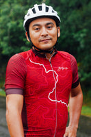 The Transcentral (Cycling Jersey)