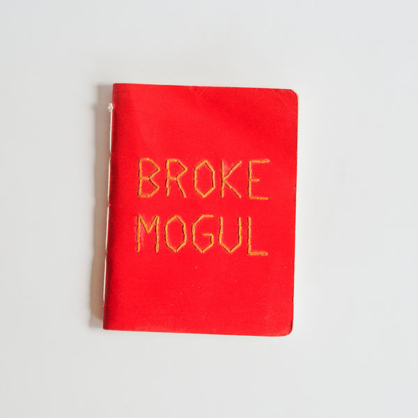 Broke Mogul Notebook