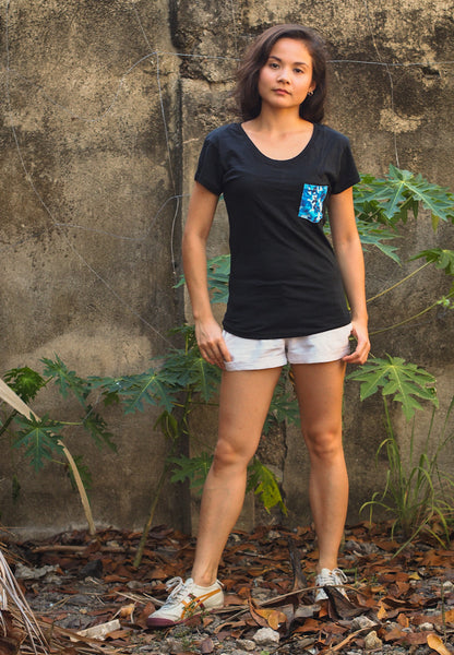 Commando Blue (Women)