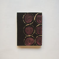 Black Circles Notebook