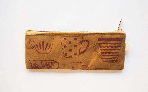 Cups Long Purse