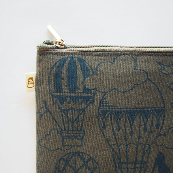 Hot Air Balloon Big Pouches