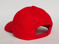 Zerothreetwo Red Baseball Cap