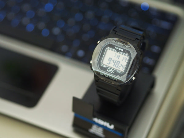 Casio Illuminator (Black)