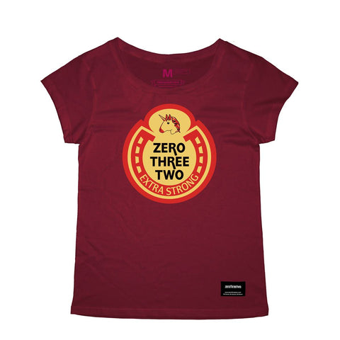 Beer Red Women T-Shirt