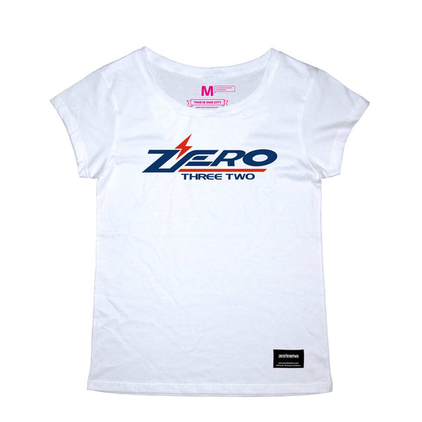 Electric White Women T-Shirt