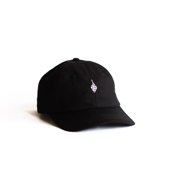 Puso Dad Hat Black