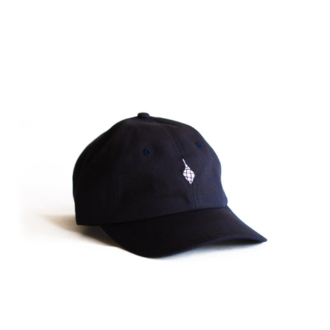 Puso Dad Hat Navy Blue