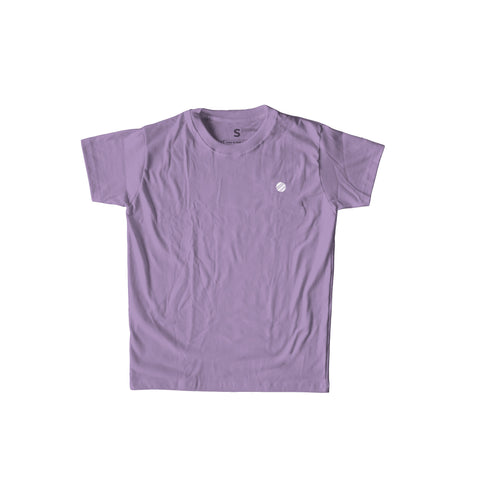 Circle Crest Lavender T-Shirt Men