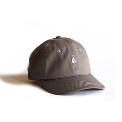 Puso Dad Hat Grey