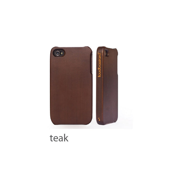 iPhone 4s Wood Case (Teak)